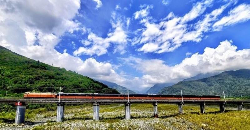 列車即風景 新台鐵美學